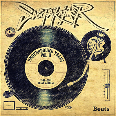 Underground Years Vol.2 (1998-2001) Beat Album